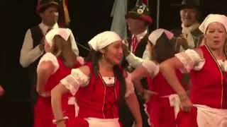 Raices Alemanas Oktoberfest 2019 Presentacion Domingo