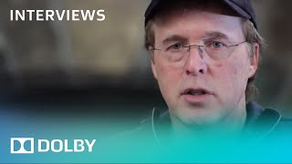 MI4: Ghost Protocol - Director Brad Bird On Live Action vs Animation | Interview | Dolby