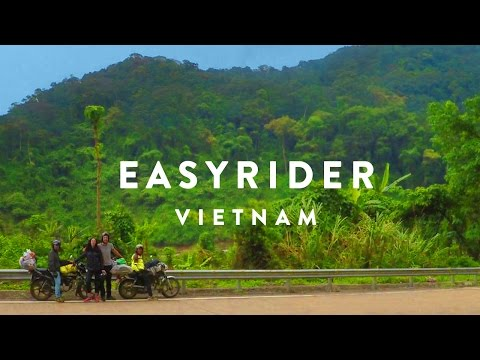 EASYRIDER | Central Highlands Vietnam | GoPro Karma Grip HD