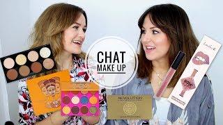 CHAT MAKEUP: Eveline, Juvia's, HOLO Lips, Huda Beauty, MakeUp Revolution, Benefit