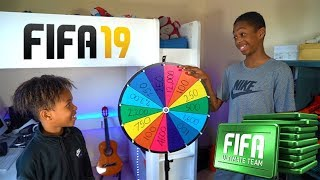 SPIN THE WHEEL FOR FIFA POINTS! (Who will be Lucky?)