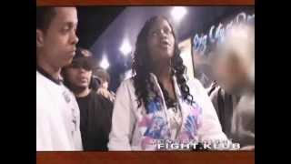 FIGHT: KLUB Remy Ma vs Lady Luck Battle!