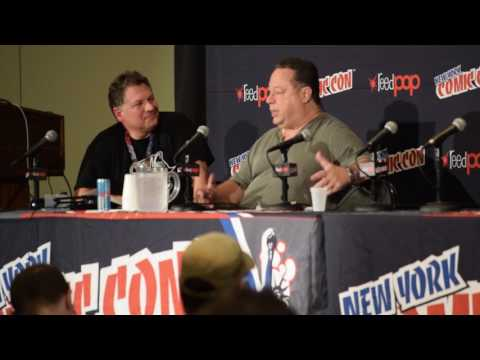 Joe Quesada on Panel  at NYCC, Event Comics, Marvel Knights and Marvel Backruptcy