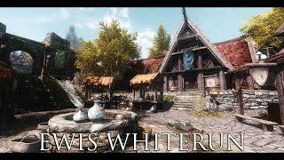 TES V - Skyrim Mods: EWIs Whiterun