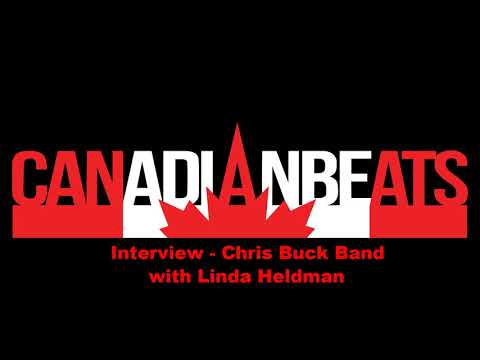 Interview - Chris Buck (Chris Buck Band)