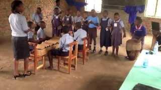 Malachi Africa Trip 2013 with YMEN