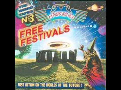 Weird Tapes No.3, Free Festivals - 05 Hash Cake 77