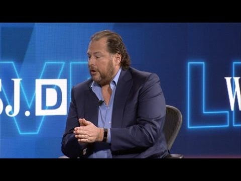 Salesforce CEO Questions Microsoft-LinkedIn Deal