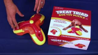 Dog Games - Treat Triad thumbnail