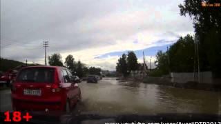 Подборка, Дорожные приколы, ДТП, Аварии