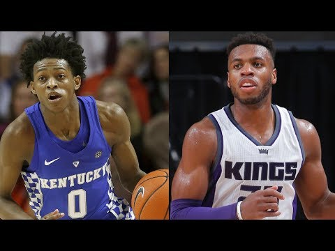 The Sacramento Kings Need To Draft De