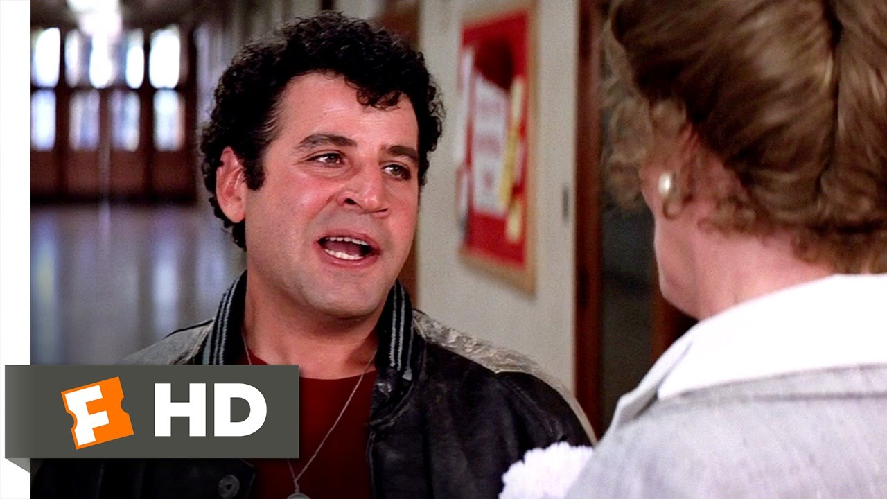 Grease 1978 Sonny Dont Take No Crap Scene 210 Movieclips