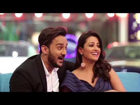 Promo: ShowbizwithVahbiz featuring beautiful Anita Hassanandani Reddy and handsome Rohit Reddy
