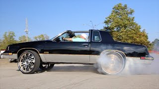 Whips By Wade : Playboy's Twin Turbo 442 Leaves me up in Smoke at Midwest Fest !!