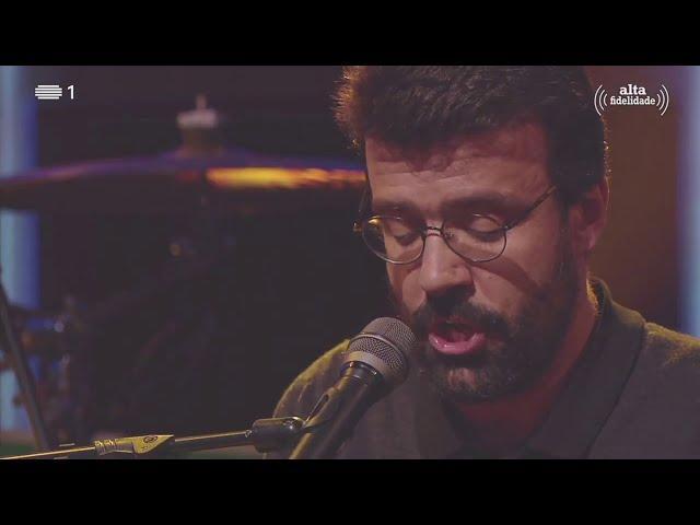 Miguel Araújo - Lisboa que Amanhece (Sérgio Godinho)