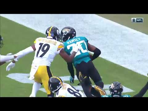 Every Jalen Ramsey Interception with the Jaguars