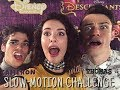 Who WINS The SLOW MO Challenge CAMERON Vs THOMAS From Descendants mp3