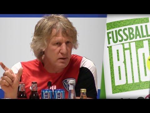 Von Bochums Verbeek beschimpft - FUSSBALL BILD jetzt am Kiosk