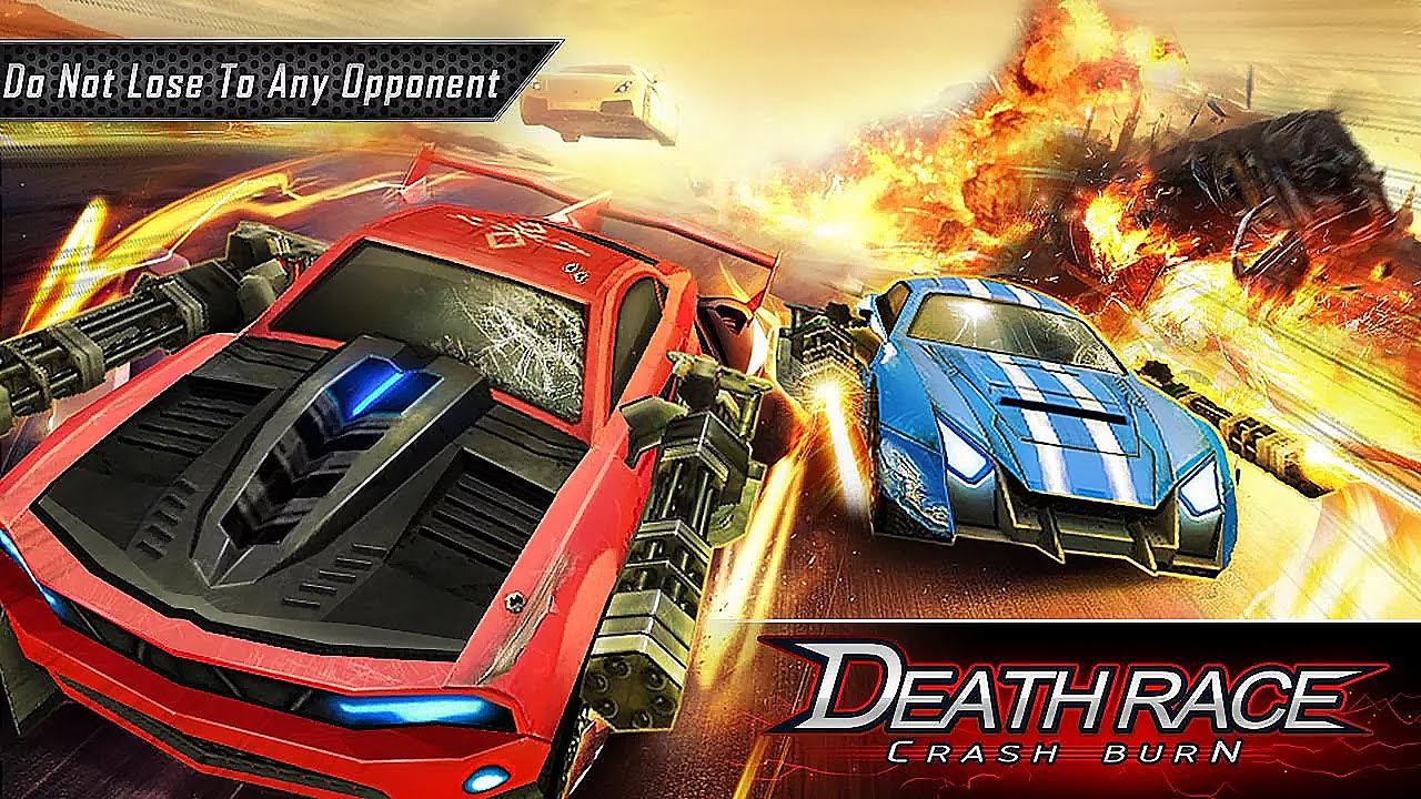 ★4) Death Race Android Gameplay - YouTube