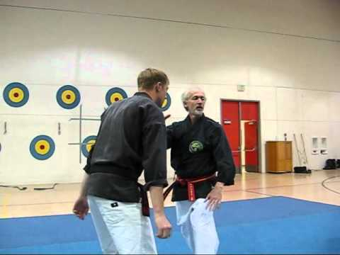 Self-Defense Application from Meikyo Karate (Rohai) Kata, University of Wyoming Clinic