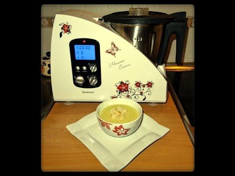 Receta de crema de calabac n monsieur cuisine lidl espa ol - Opiniones monsieur cuisine plus ...