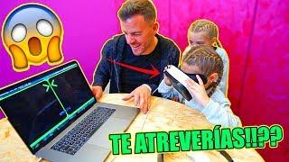 TE ATREVERÍAS??😱 ELLAS SI!! 👯♀ REALIDAD VIRTUAL!! ItarteVlogs
