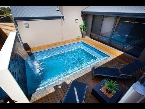 mil formas de tener un hermoso jardn y una original piscina en vuestra casa o chalet