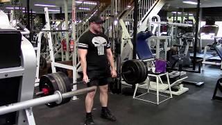 Deadlift Training - High Volume Vs Low Volume