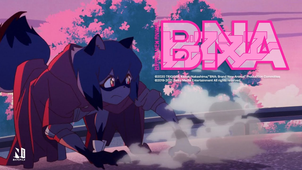 BNA: Brand New Animal - Official Trailer - YouTube