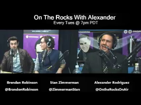 On the Rocks Radio : Vanessa Marano, Brendan Robinson, Patrick Gilmore & Stan Zimmerman