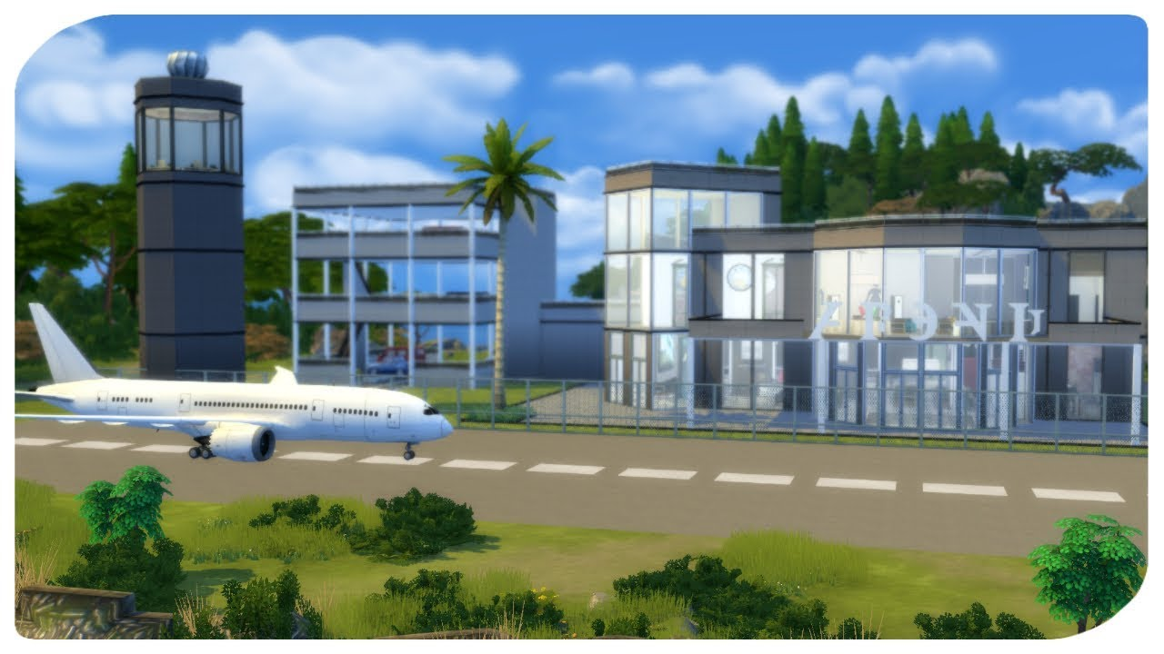 Sims  How To Build A Port
