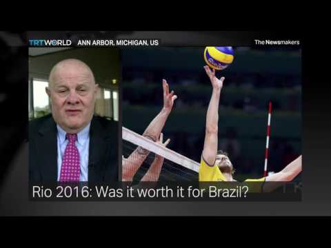 The Newsmakers: Rio 2016's Legacy
