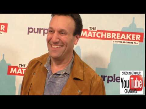 Gabriel Jarret outside The Matchbreaker Premiere at ArcLight Cinemas Cinerama Dome in Hollywood