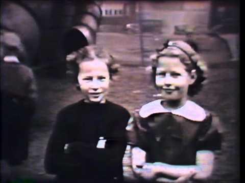 Pitcairn history school Fire Escape Video