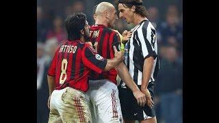 Los 5 futbolistas mas agresivos de la historia