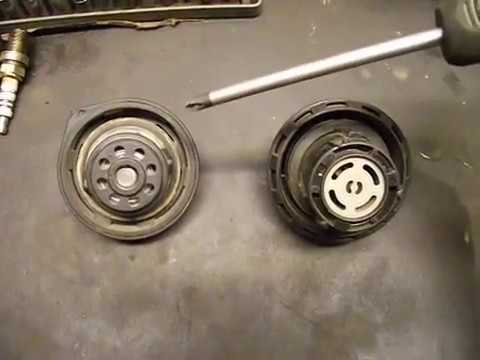 2000 Toyota Corolla Engine Diagram Central Air Conditioning Unit Wiring Trouble Code P0440 Evap System Leak Common Fix. How-to - Youtube
