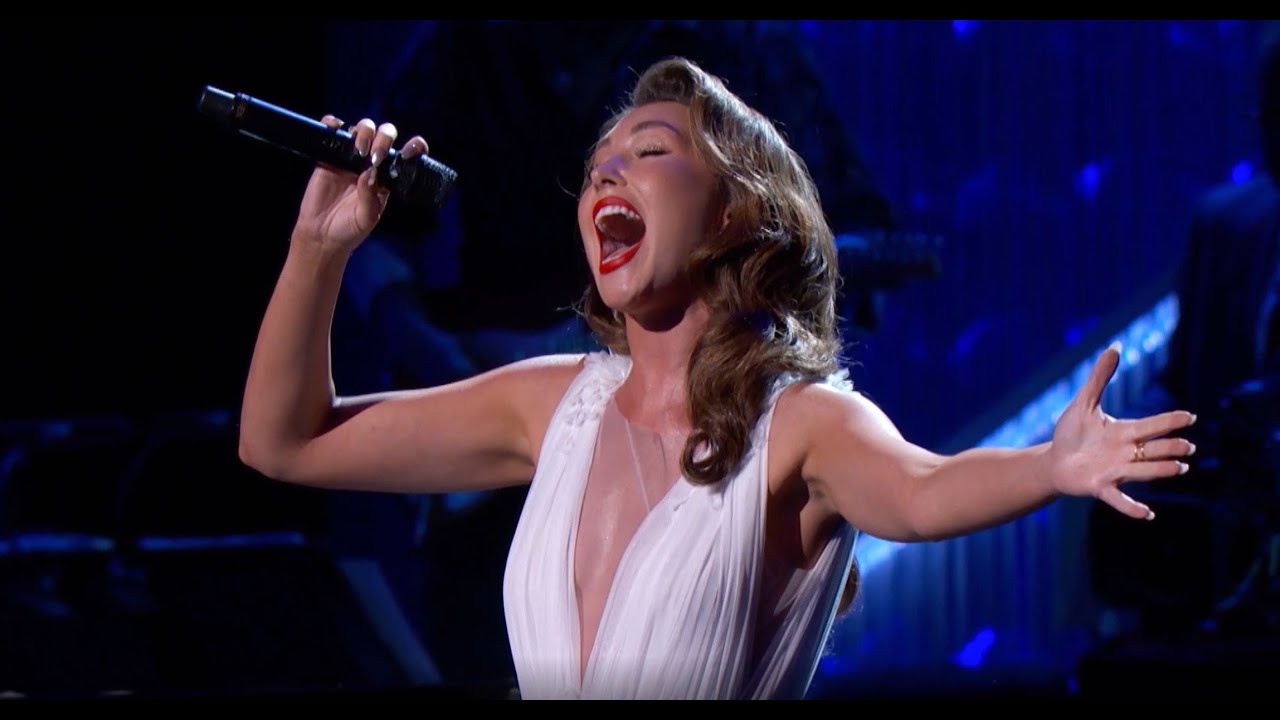Never Enough Loren Allred Live With David Foster On Pbs An Intimate Evening With David Foster Youtube