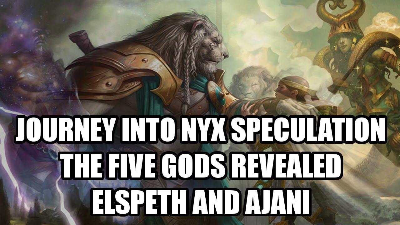 Journey Into Nyx Ajani Journey Into Ny...