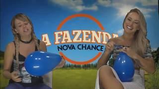 A Fazenda Online: última eliminada, Monick Camargo fala sobre futuro do casal Yunick