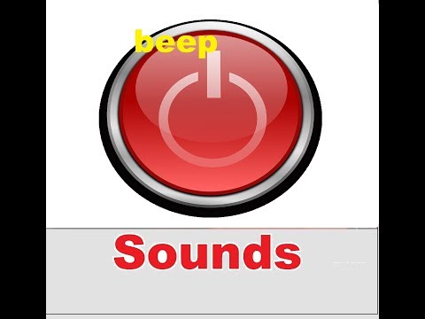 Button Beep Sound Effects All Sounds