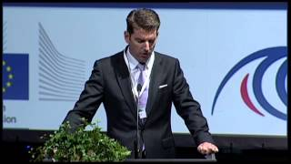 BDF Summit and Forum of the EUSBSR 2014: Second Plenary Session