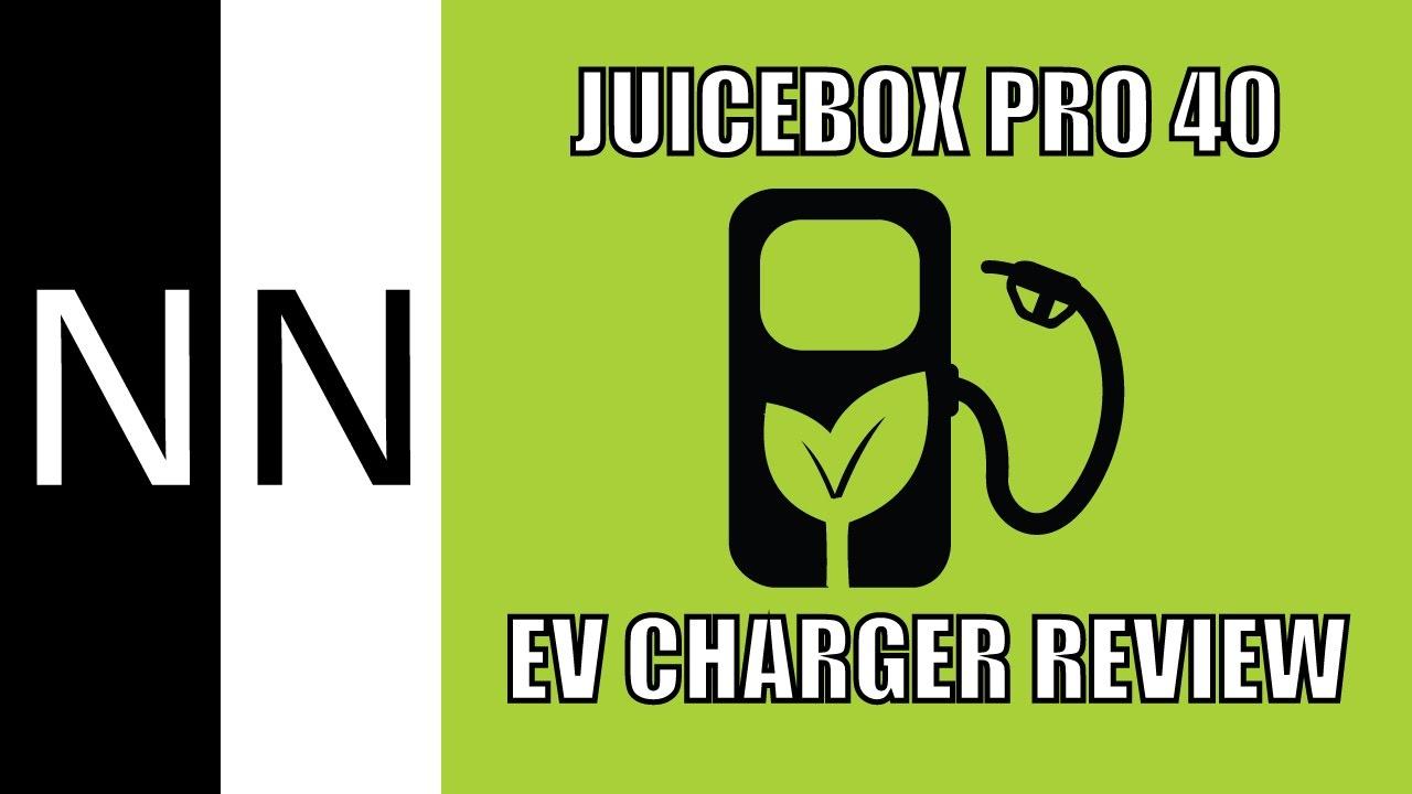 juicebox pro 40 ev charger review