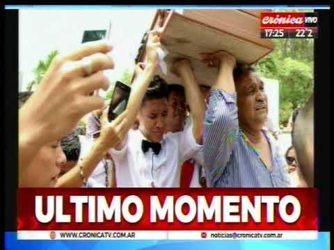 Sicarios asesinaron a sobrina de 2 años de Teo Gutiérrez