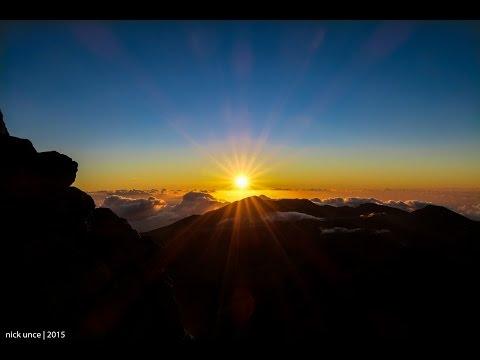 Haleakalā Summit to Park Entrance - Maui 1080p60 HD Hyperlapse