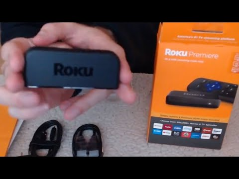 Roku Stick Premiere Review, Setup and Unboxing (2019)