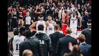 Philadelphia 76ers vs Portland Trail Blazers - Full Game Highlights (November 2, 2019)