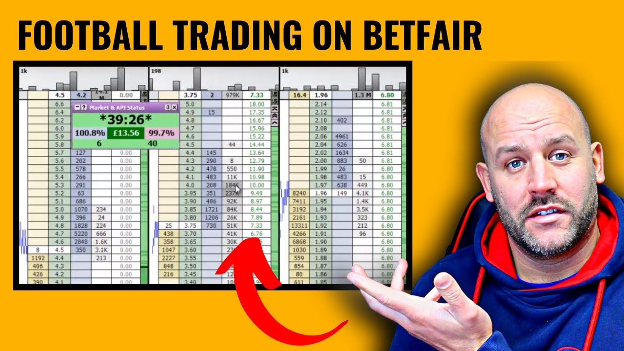 Betfair football trading strategies