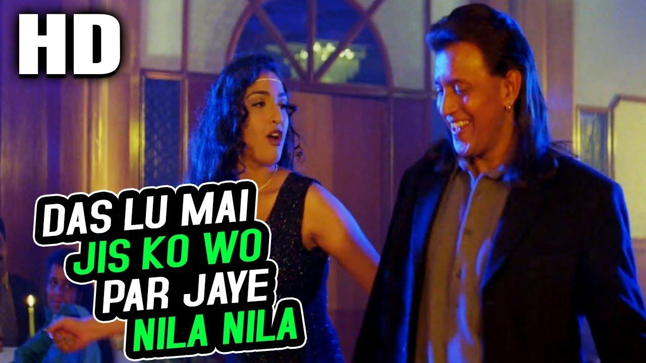 Download Das Lu Mai Jis Ko Wo Par Jaye Nila Nila   Jaspinder Narula, Sudesh Bhosle   Zahreela 2001 HD Songs