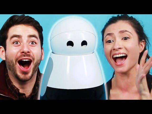 We Became Friends With A Robot
