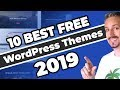 10+ Best Free WordPress Themes (2018 and Beyond) 🚀